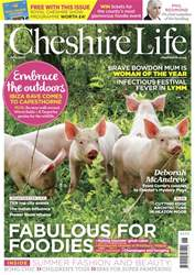 Cheshire Life issue Jun-18