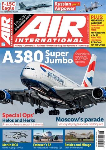 AIR International issue  June 2018