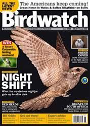 Birdwatch Magazine issue Birdwatch Magazine