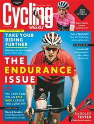 Cycling Weekly issue 17th May 2018
