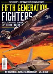 FIFTH GENERATION FIGHTERS issue FIFTH GENERATION FIGHTERS