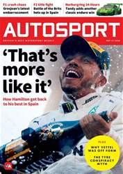 Autosport issue 17th May 2018