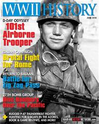 WW2 History Magazine issue June 2018