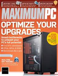 Maximum PC issue June 2018