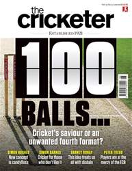 The Cricketer Magazine issue June 2018