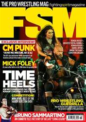 Fighting Spirit Magazine issue Issue 158