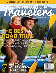 Snowbirds & RV Travelers issue Jun/July 2018