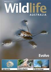 Wildlife Australia issue Wildlife Australia Magazine Winter 2018