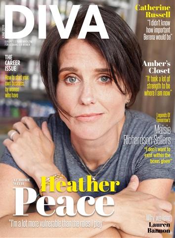 DIVA Magazine issue June 2018