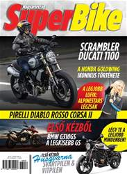 Superbike Hungary issue Jun-18