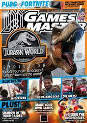 GamesMaster issue June 2018