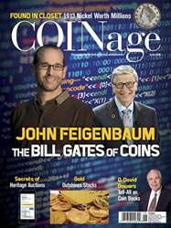 COINage issue June 2018