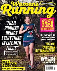 Women's Running issue July 2018