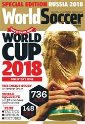 World Soccer issue World Cup 18