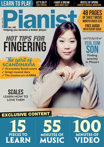 Pianist issue June-July 2018 issue 102