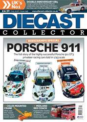 Diecast Collector issue July 2018