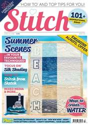 Stitch magazine issue Jun/Jul 18