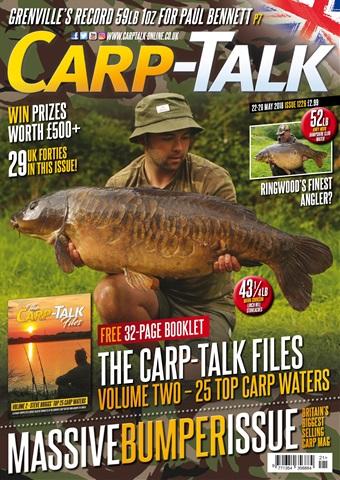 Carp-Talk issue 1226
