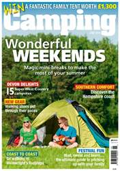 Camping issue June