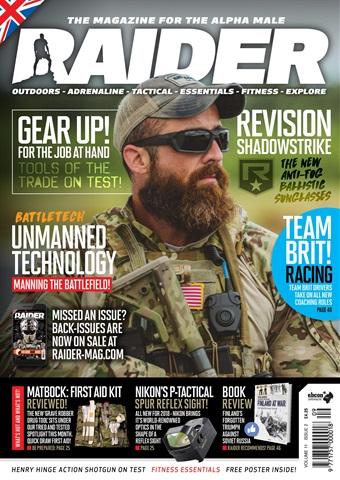 Raider issue Vol 11 iss 2