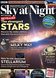 BBC Sky at Night Magazine issue June 2018