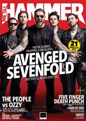 Metal Hammer issue July 2018