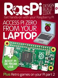 RasPi issue Issue 47