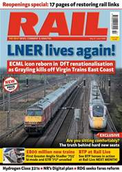 Rail issue Issue 853