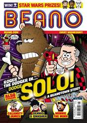 The Beano issue 26th May 2018