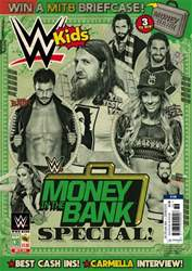 WWE Kids issue No.136