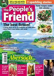 The People's Friend issue 26/05/2018