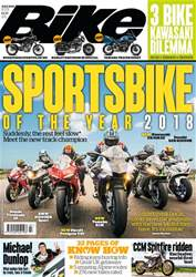 Bike issue July 2018