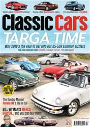 Classic Cars issue July 2018