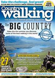 Country Walking issue June 2018
