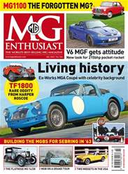 MG Enthusiast issue July 2018