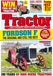 Tractor & Farming Heritage Magazine issue July 2018