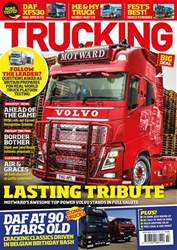 Trucking Magazine issue July 2018