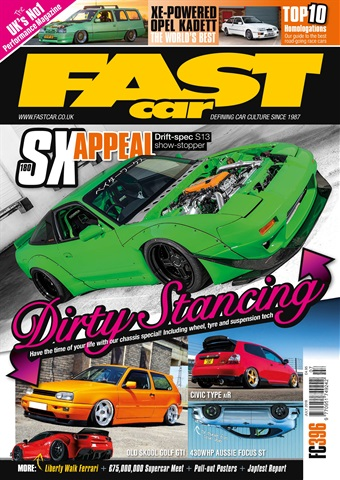 Fast Car issue July 2018