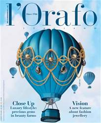 l'Orafo Italiano May-June 2018 issue l'Orafo Italiano May-June 2018