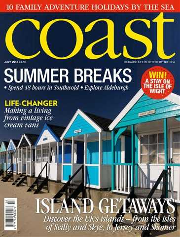 Coast issue Summer 2018