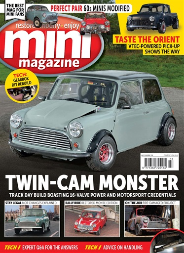 Mini Magazine Preview