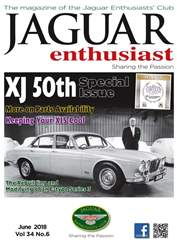 Jaguar Enthusiast issue June 2018