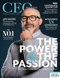 The CEO Magazine ANZ issue June 2018