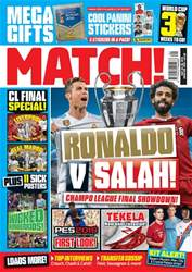 Match issue 22 May 2018