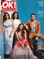 OK Magazine Pakistan issue May 2018, Issue 49