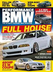 Performance BMW issue July 2018