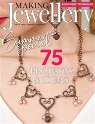 Making Jewellery issue July 2018