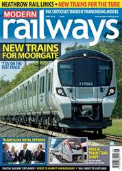 Modern Railways issue June 2018