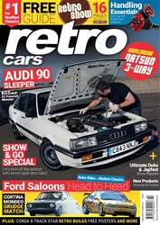 Retro Cars issue July/August 2018