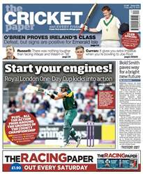 The Cricket Paper issue 18th May 2018